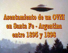 CASUISTICAS OVNI del propio sitio de fenomenos misteriosos: