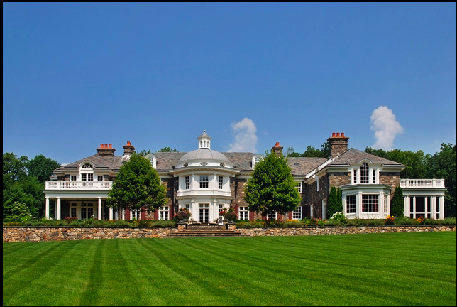Luxury homes estates new york state living for New york luxury homes