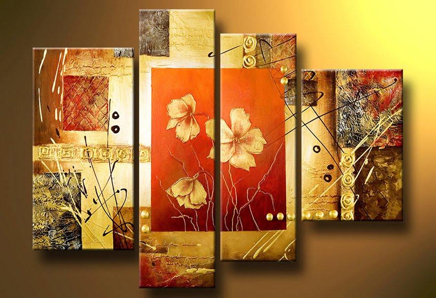 Pintura artesanal cuadros minimalistas for Cuadros minimalistas