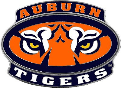 Auburn's mascot is the tiger: