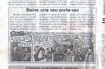 Peryzito no jornal SPNORTE