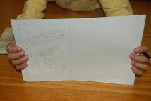 Desenho copiado