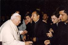 OCTUBRE 1999 AUDIENCIA DEL SANTO PADRE JUAN PABLO II A LA UNIVERSIDAD PONTIFICIA DE LA SANTA CRUZ