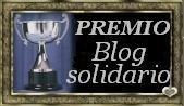 o premio ó blog solidario é para...