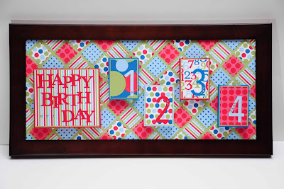 2010 artisan award winner, renee ballard, stamp stadium, custom design, stampin up, gift birthday advent