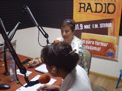 """Entrevista a Marcela Eraso, en el programa radial """"Desde el campus"""" de la Universidad de Magdalena"""