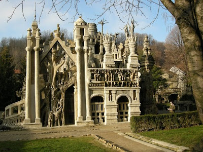 Ferdinand Cheval Palace a.k.a Ideal Palace