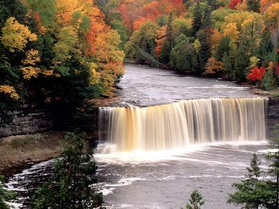 wallpaper nature waterfall. Beautiful Nature Waterfalls