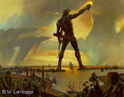 The Colossus of Rhodes Picture