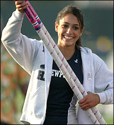 Allison Stokke Sexy Gallery Photo