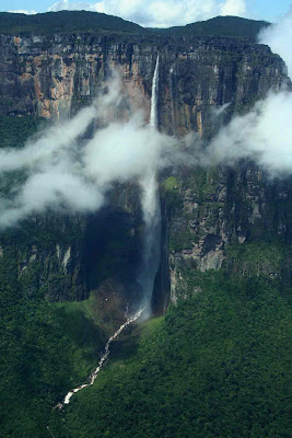 Angel Falls Water Fall Picture