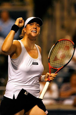 Alisa Kleybanova Sexy Tennis Star Pics