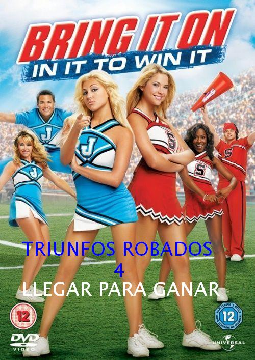 ashley benson bring it on. Ashley Benson, Michael Copon,
