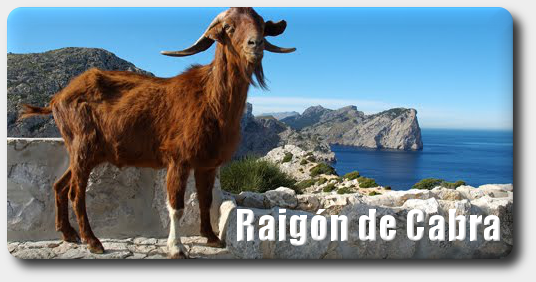 Raigón de Cabra