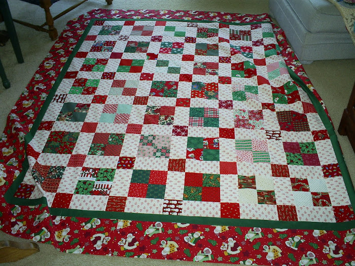 Christmas Quilt (another)