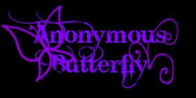 la mariposa anónima