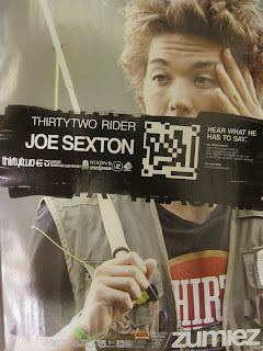 ThirtyTwo QR code