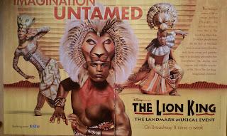 Lion King QR Code 1