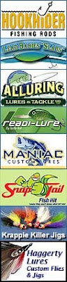 Win free fishing lures with Oklahoma Fishing Guides