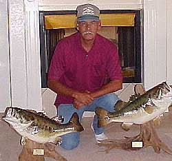 Oklahoma Lake Broken Bow Fishing Guide Glen Hudson