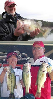 SE Oklahoma Fishing Guide Bennie Carter