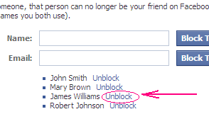 How to Unblock Your Friend on Facebook After Blocking Them