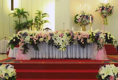 dekorasi altar | serafien2010's blog