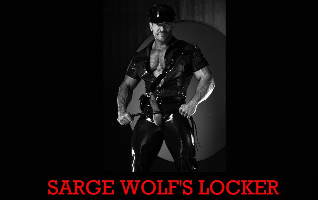 SARGE WOLF'S LOCKER