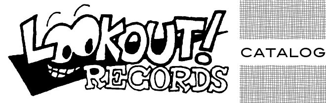 LOOKOUT RECORDS CATALOG
