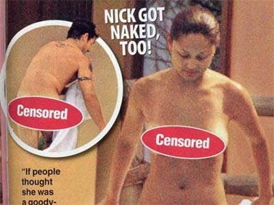 OK! magazine has paid $400000 for the Nick Lachey and Vanessa Minnillo sex ...