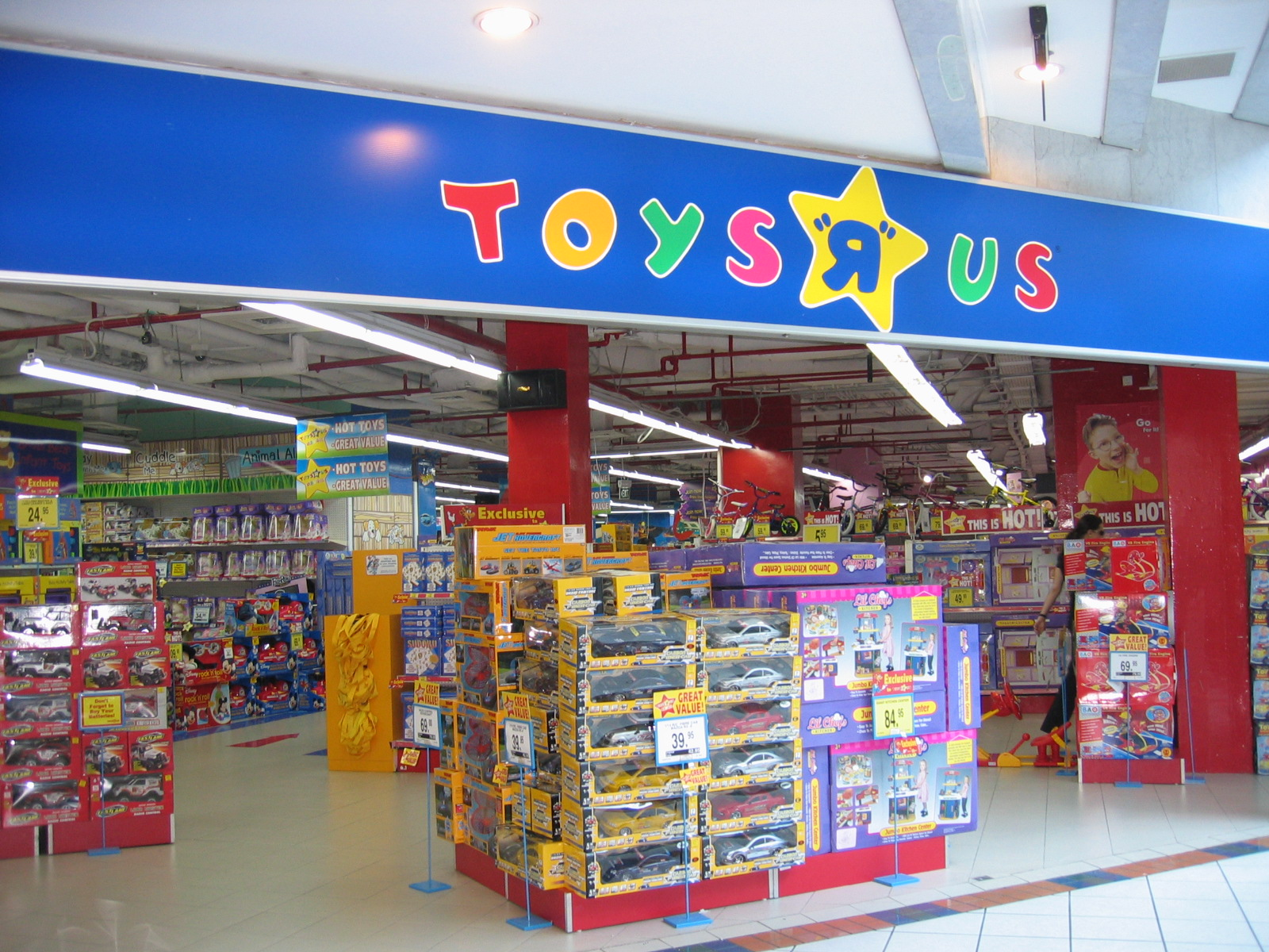 toys r us  50%