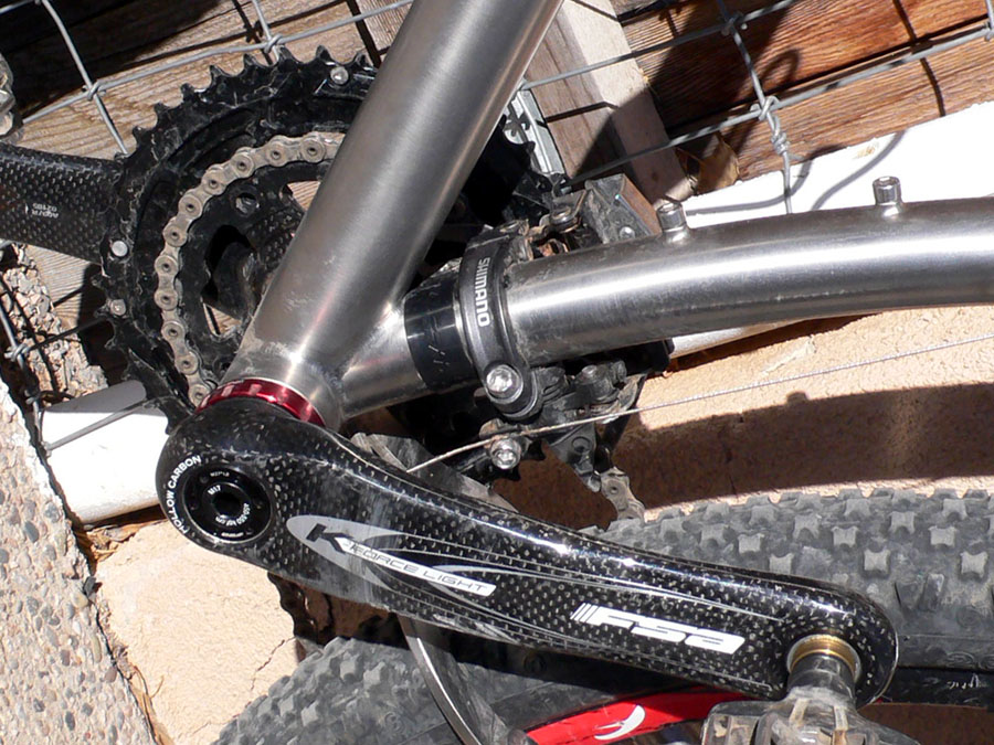 I chose the 42/29 matched with a standard Shimano 11-34 cassette and it is fantastically livable for most trail riding the one exception being long climbs ... & bikefix: mountain and road bike reviews