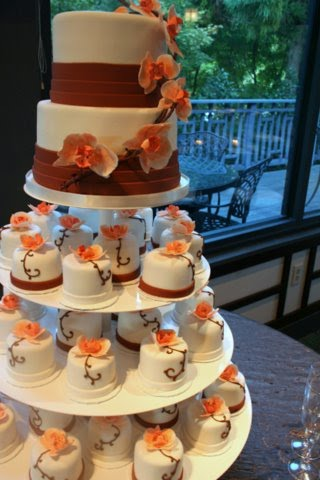 Wedding Cakes Beautiful cakes from our real weddings and the tradition