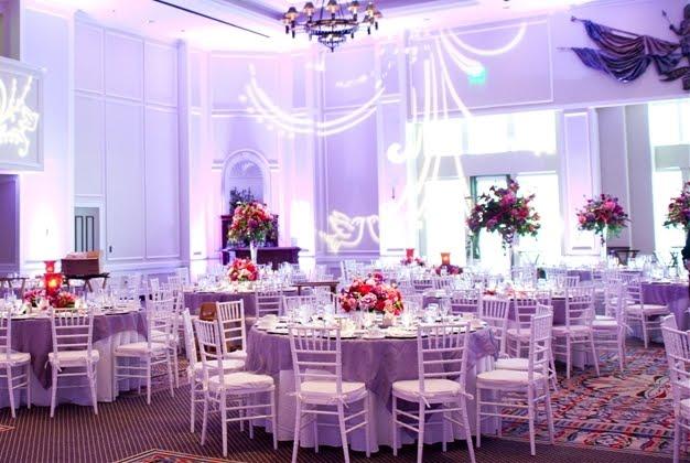 Real Wedding Lesley Subin Pt Ii Lavender Receptions