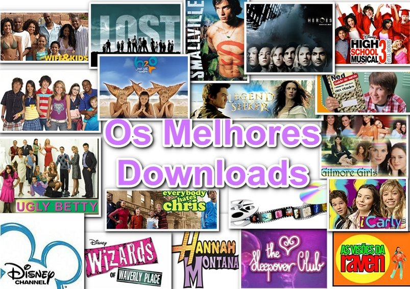 Os Melhores Downloads:Séries,Filmes e +