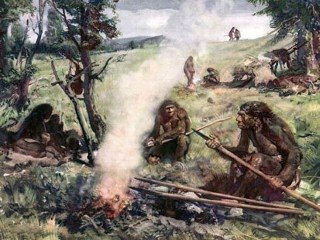 Untuk Melewati Zaman Es, Manusia Kuno Terpaksa Melakukan Kanibalisme