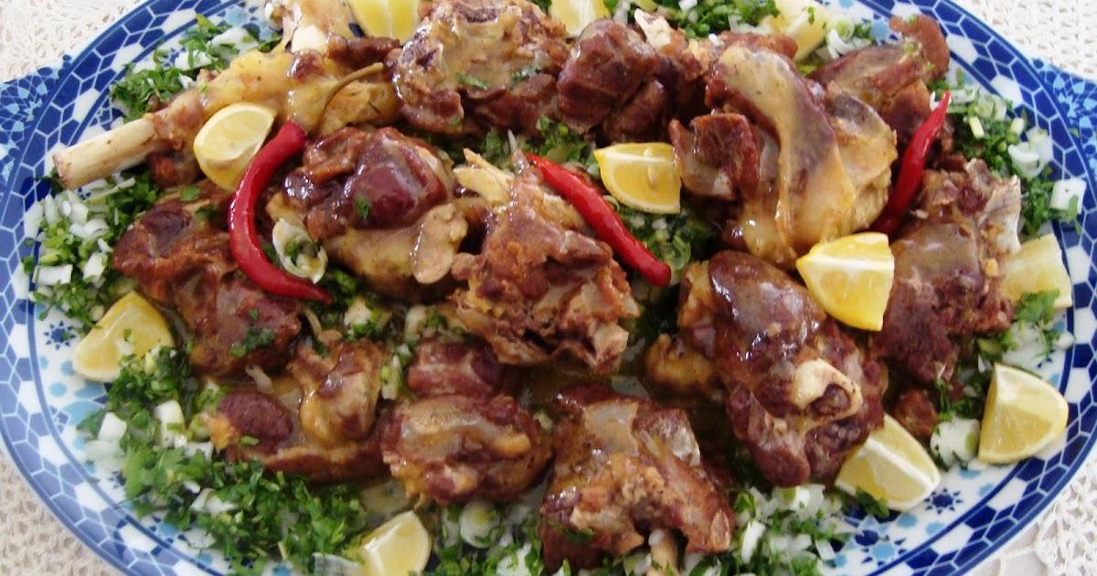 du bruit dans la cuisine les d lices de l 39 aid ekbeb kebab la tunisienne. Black Bedroom Furniture Sets. Home Design Ideas