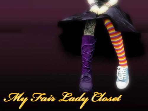 My Fair Lady Closet