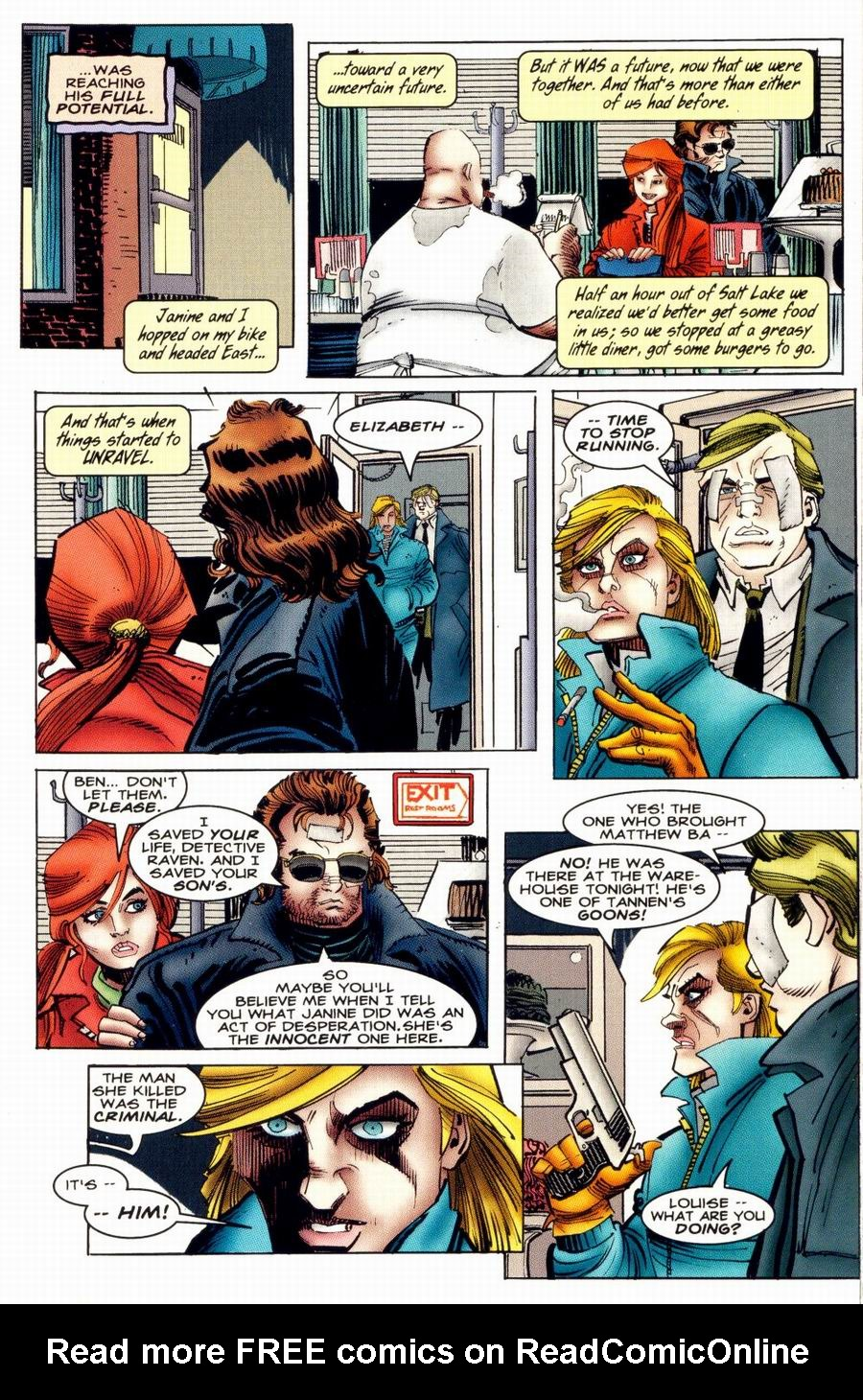 Read online Spider-Man: The Lost Years comic -  Issue #3 - 22
