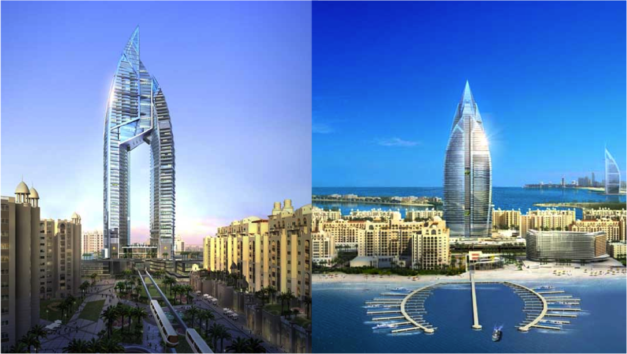 Anara tower dubai atkins anara tower dubai atkins for Hotel de dubai