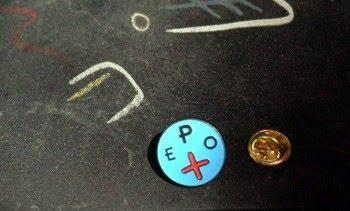 PINS DE LA REVISTA POE +
