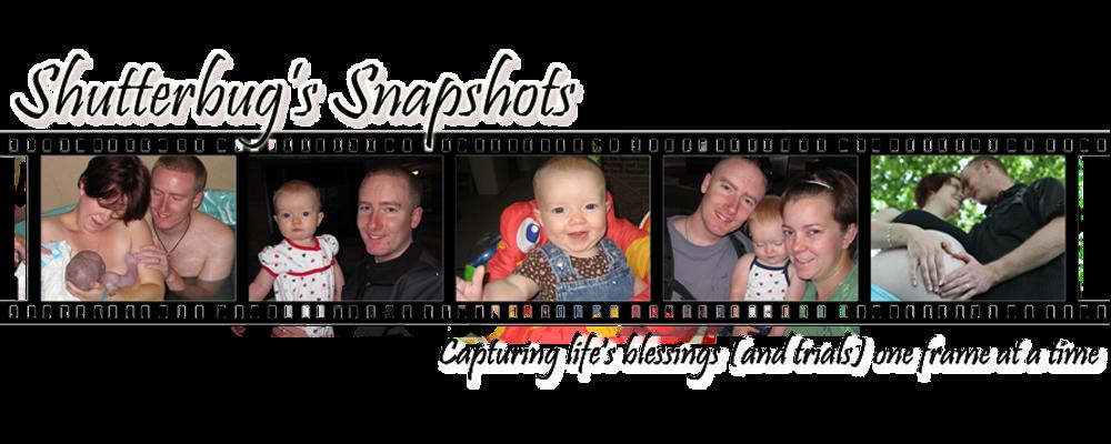 Shutterbug's Snapshots