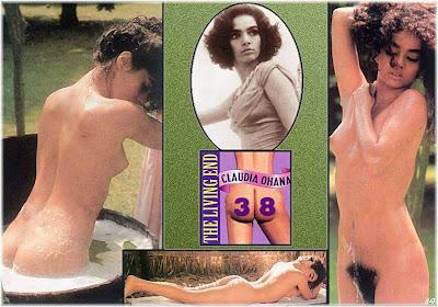 buceta peluda, buceta, pelos, cabeluda, vagina, xoxota, claudia ohana, playboy, atriz, mulher pelada, nua