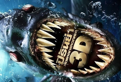 Piranha 3DD Movie - Piranha 3D Sequel