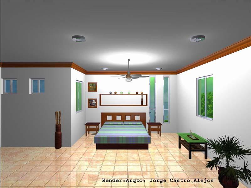 Dise o de interiores y exteriores ejemplo de interior for Diseno de interiores y exteriores