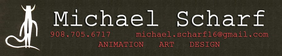 Michael Scharf Animation