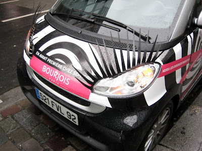 Eyelashes for cars - Car Eyelashes