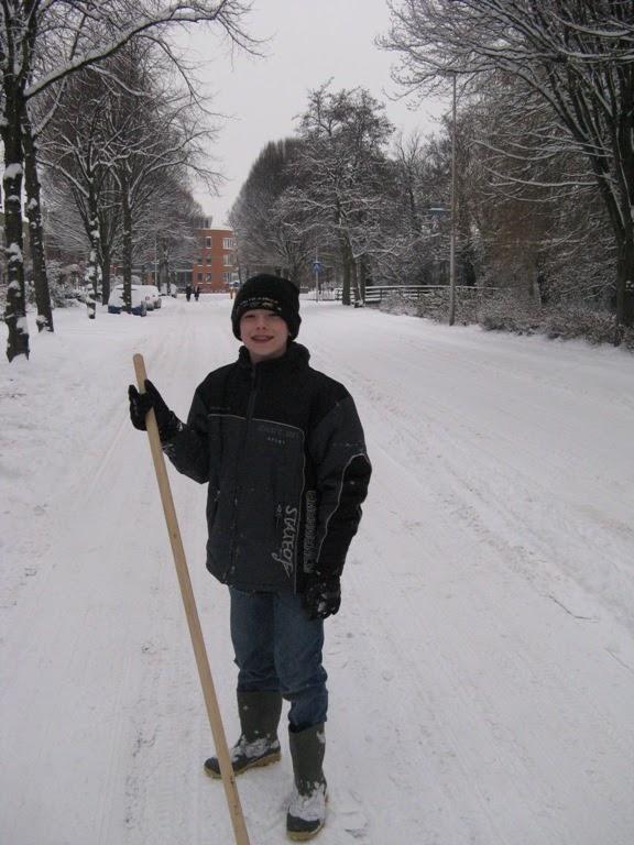 sinterklaas surprise gedicht skien