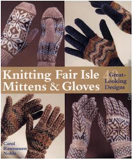 Варежки и перчатки с орнаментом