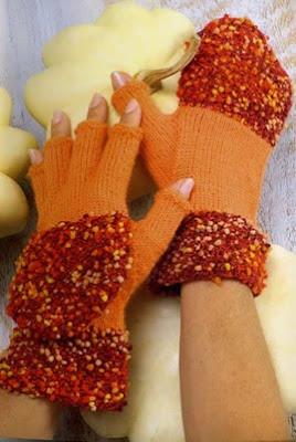 шутливые перчатки